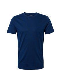 T-Shirt im Mélange-Look