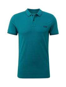 structured polo with tipping