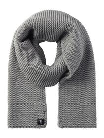 high bulky scarf