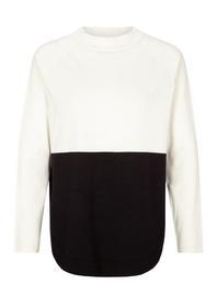 Pullover langarm - 02X1/creme knit
