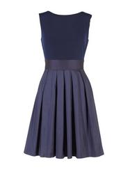 Kleid - Microtaft