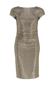 Kleid - Jersey foliert