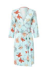 BRIDGET CAS NW      kimono aop, AQUA GREEN
