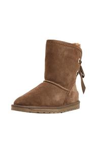Women Casual Shoes leather booties