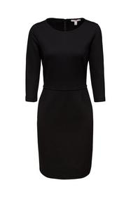 SG-099EE1E002       knit dress - E001/BLACK