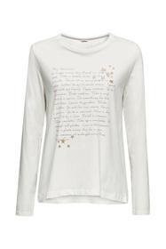 SGL SHIRTS CAS NW   s.shirt.ls - E110/OFF WHITE
