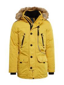 padded parka with hood Jackets