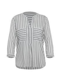 Gestreiftes Blusen-Shirt