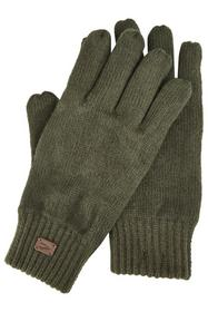 HANDSCHUH-STRICK - 39/DARK GREEN