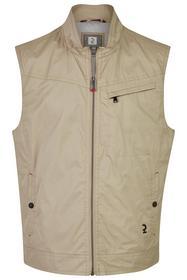 Vest - 92/BEIGE PRINTED