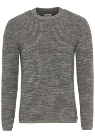 H-Pullover 1/1 Arm - 07/HEATHER GREY