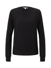 dot pullover