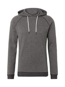 structured hoody