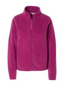 fleece sweat jacket