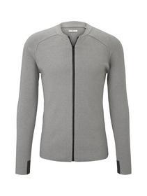 modern basic college jacket