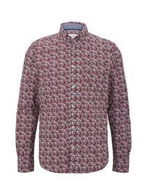 floyd tom tailor print shirt
