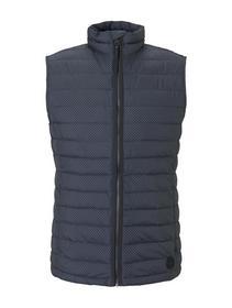 light weight vest - 21556/dark blue minimal
