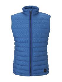 light weight vest - 21743/mid blue minimal