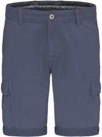 Cargo Shorts, Cotton, Garment Dyed - 637/pacific