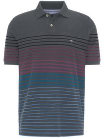Polo, Multicolour Stripe