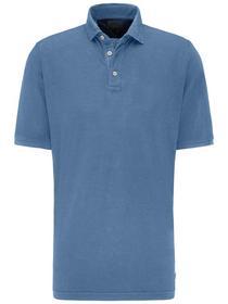 Polo, Linen Blend, Garment Dyed