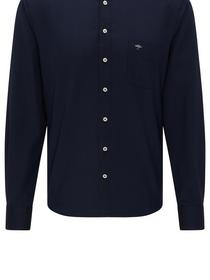 Solid Structure Shirt, 1/1, B.D. - 5002/navy