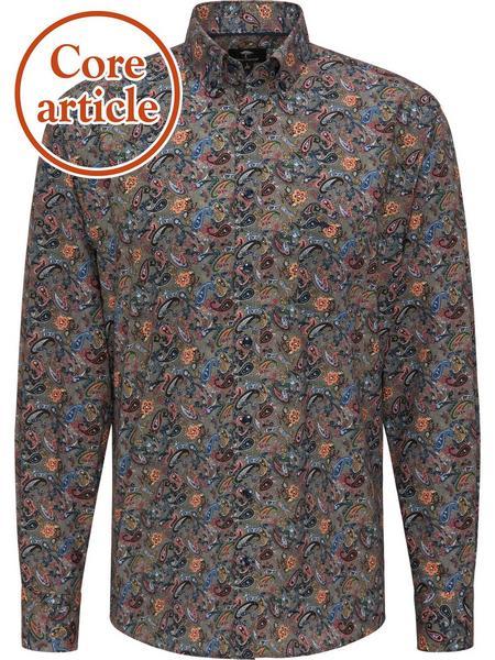 Paisley Shirt, 1/1, B.D.