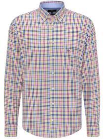 Combi Check Shirt, B.D., 1/1