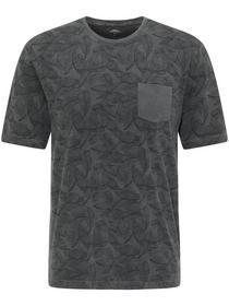 T-Shirt, Garment Dyed, Print