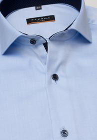 ETERNA LANGARM HEMD SLIM FIT COVER SHIRT TWILL
