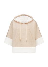Jersey hoody