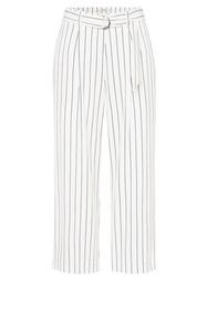 Marie Culotte 3/4 - 095/offwhite - navy