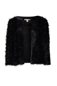 Women Jackets indoor knitted cropped