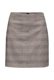 SG-119EE1D007       Skirt, TAUPE