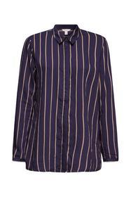 blouse - E400/NAVY