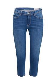 Women Pants denim cropped