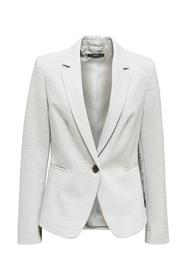 tight blazer - E044/LIGHT GREY 5