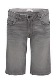 Denim-Shorts mit Organic Cotton