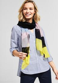 MH - Colour Block Scarf