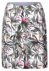 Cecilia L52 Circle skirt print