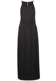 Jersey Neckholder Kleid