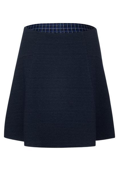 Lou Struktur circle skirt L50