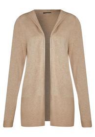 basic hoody. fine knit