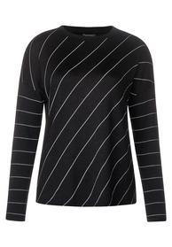 Shirt Feli mit Streifen