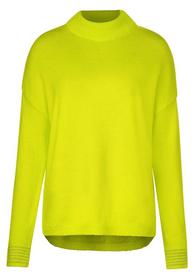 Pullover mit rundem Saum