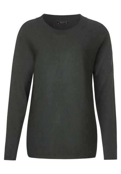Pullover Faye mit Rippe