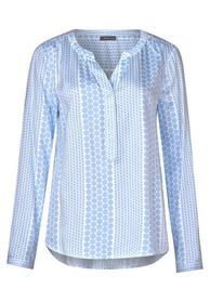 Bluse Bamika mit Muster