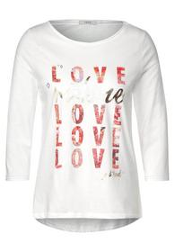 Frontprint Love Nature - 30125/pure off white