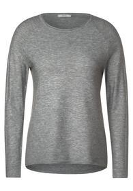 NOS Melange Pullover - 11948/mineral grey heather