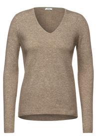 Kuscheliger Strick-Pullover